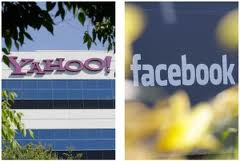 Tra Facebook e Yahoo!  tornato il sereno, accordo sui brevetti