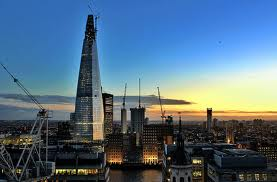Londra: inaugurazione dello Shard, l'imponente grattacielo disegnato da Renzo Piano