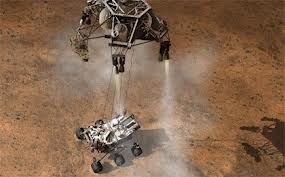 Sonda Curiosity si prepara ad affrontare i suoi sette minuti di terrore