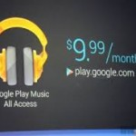Ecco Google Play Music All Access, servizio musicale in streaming targato Google