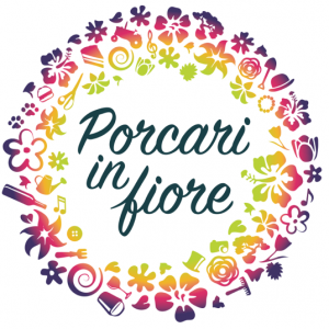 LOGO DEFINITIVO PORCARI IN FIORE