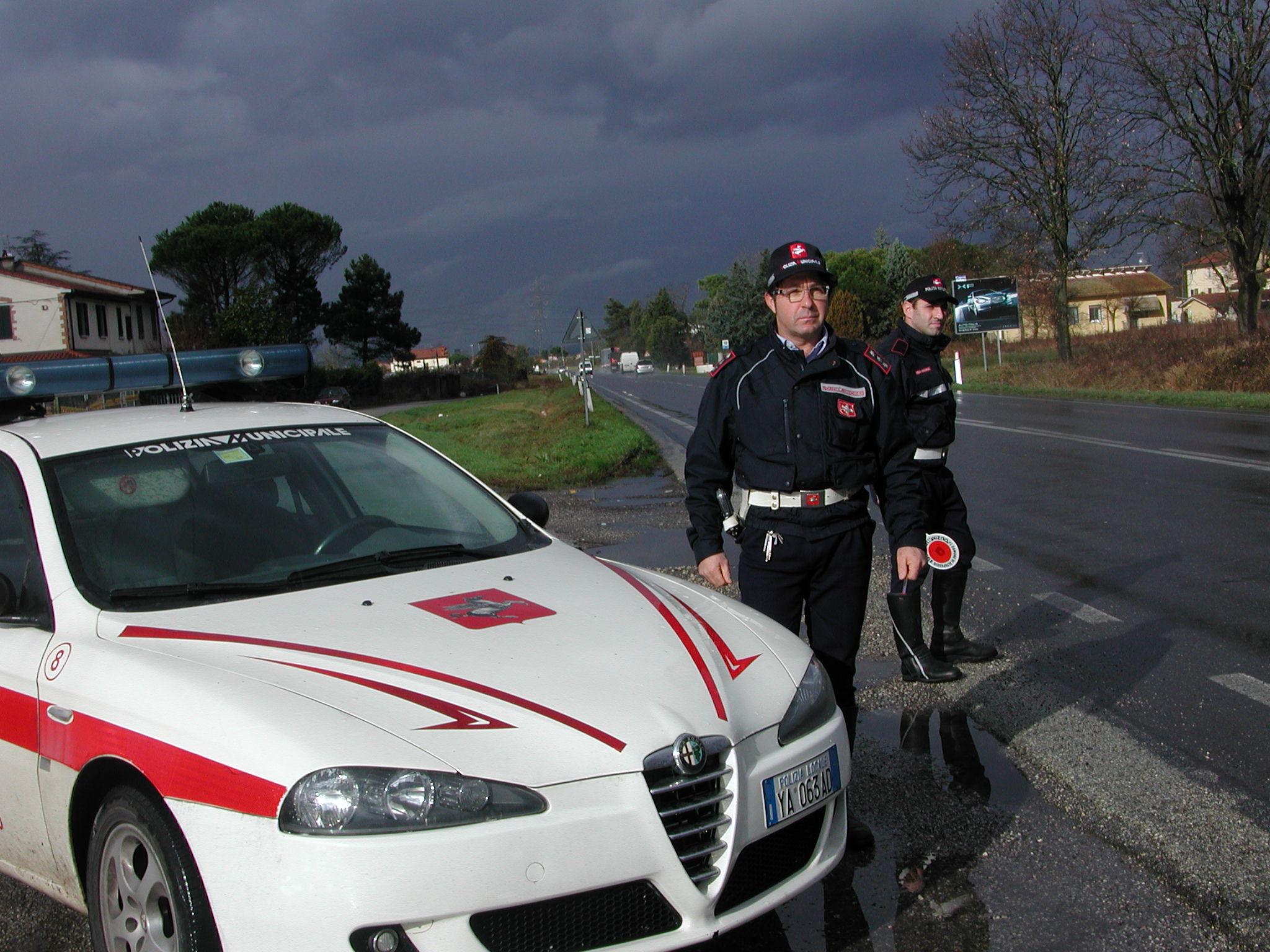 Polizia Municipale Altopascio - Italo Pellegrini
