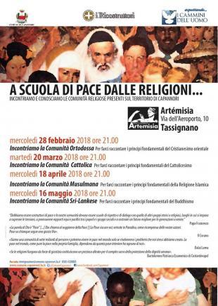 Capannori marted 20 marzo ad art misia l iniziativa incontriamo la comunit cattolica - Piscina comunale capannori ...